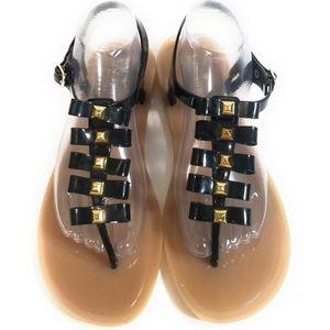 Kate Spade New York Women  Rubber Jelly Sandals 10